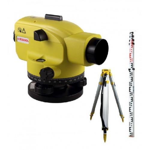 LEICA JOGGER 20 SET - комплект нівеліра оптичного