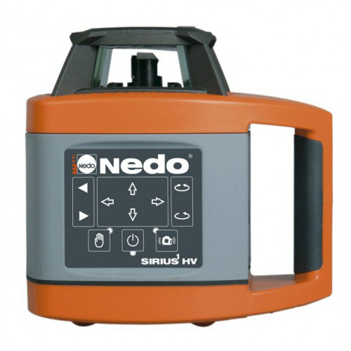 NEDO SIRIUS1 HV - лазерний нівелір ротаційний