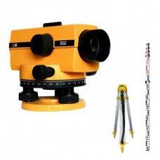 VEGA L30 SET - комплект: нівелір + штатив + рейка