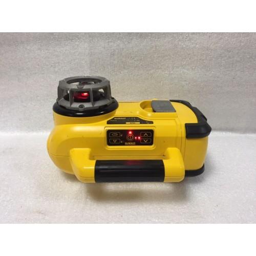 DeWALT DW079KH б/у ротаційний лазерний нівелір