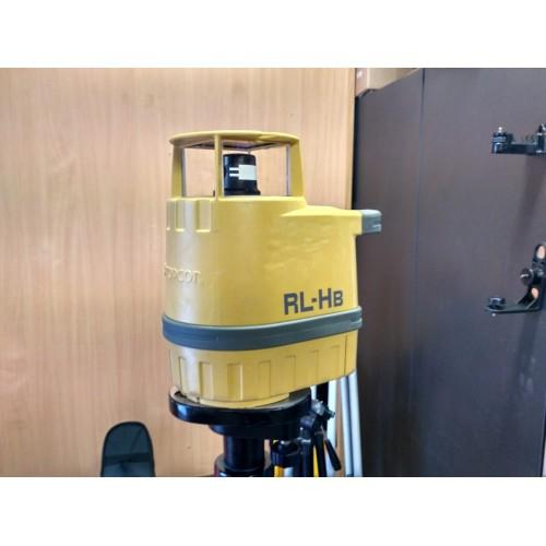TOPCON RL-Hb б/у лазерний ротаційний нівелір