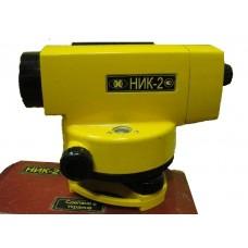 НІК-2 б/у нівелір оптичний з компенсатором
