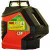 LSP LX-360 GREEN - рівень лазерний побудовник площин