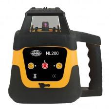 NIVEL SYSTEM NL200 - лазерний нівелір ротаційний
