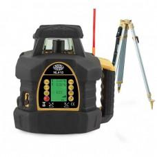 NIVEL SYSTEM NL410 SET - комплект лазерного ротаційного нівеліра