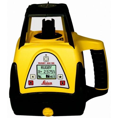LEICA RUGBY 320 SG - лазерний нівелір ротаційний