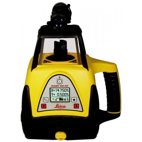 LEICA RUGBY 410 DG - лазерний нівелір ротаційний